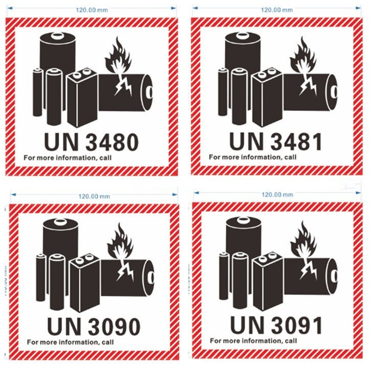 Common labels in air transportation – San Logistics Limited